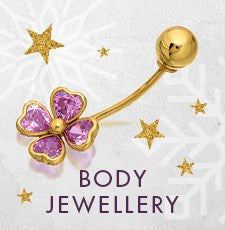 BODY & HAIR JEWELLERY