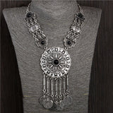 KATE  Bohemian Vintage Chunky maxi Statement Necklaces