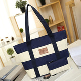 Luxury Handbags Women Bags Designer Handbags High Quality Canvas Casual Tote Bags Shoulder Bags