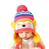 Unisex Baby Winter Thick Knit Beanie
