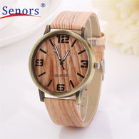 Wood Grain Watches  Quartz Watch