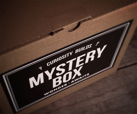 Mystery Boxes- Treat yourself. Treat someone It's guilt-free! MANY BRANDED ITEM