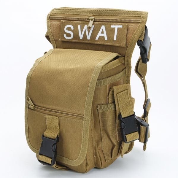 Tactical SWAT Drop Leg Bag