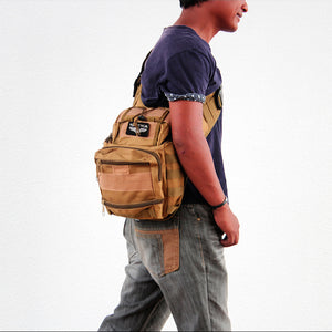 TACTICA COLOSSUS SLING CHEST BAG