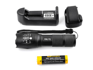 *Recreational Hub Tactical Flashlight