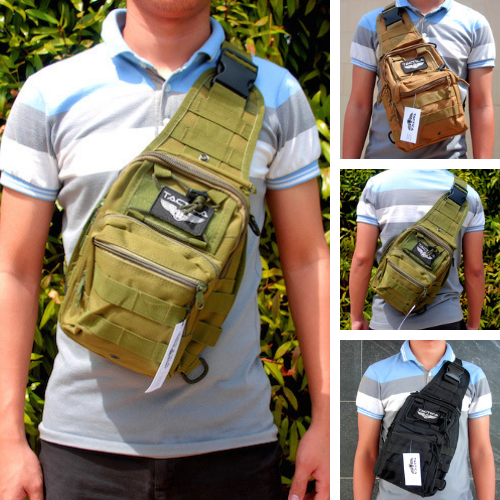 *NEW TACTICA Multi-functional Body Bag