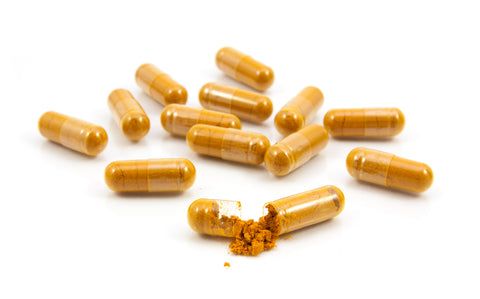Turmeric Curcumin Supplement Benefits for Arthritis