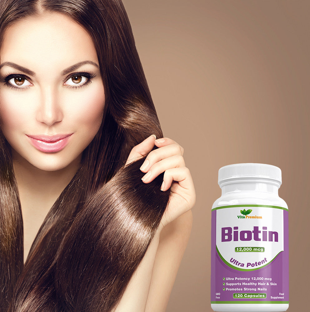 Discover the Benefits of Biotin for Hair Growth