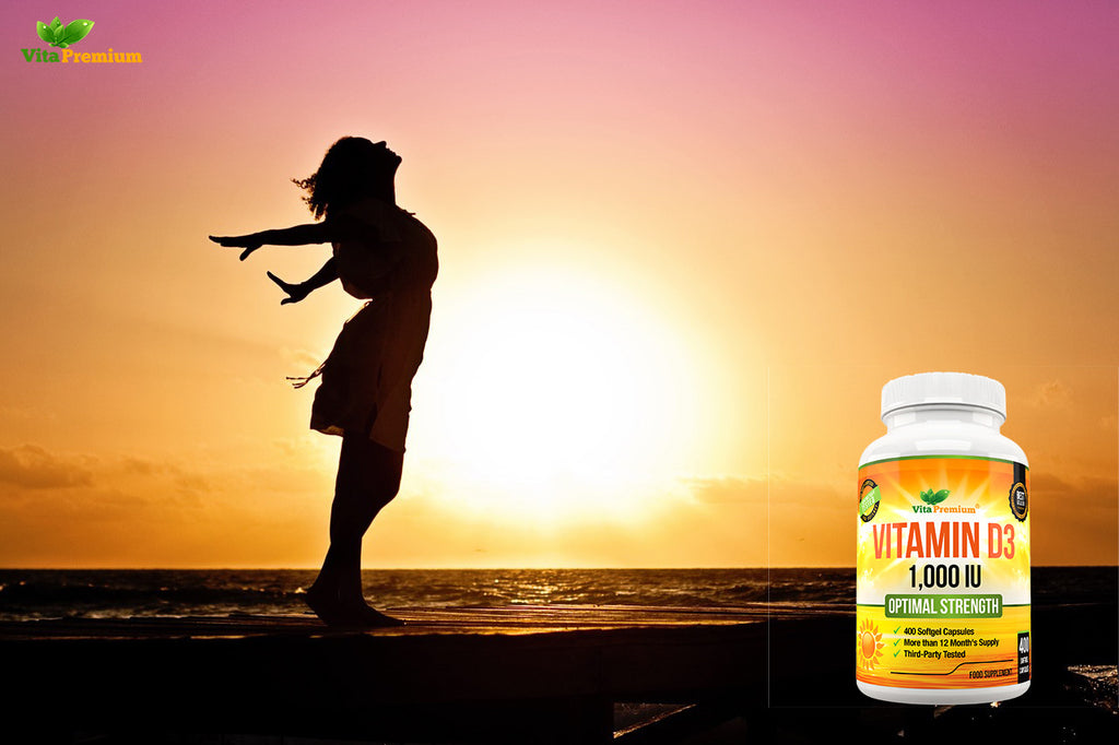 Vitamin D3 for Strong Immune System