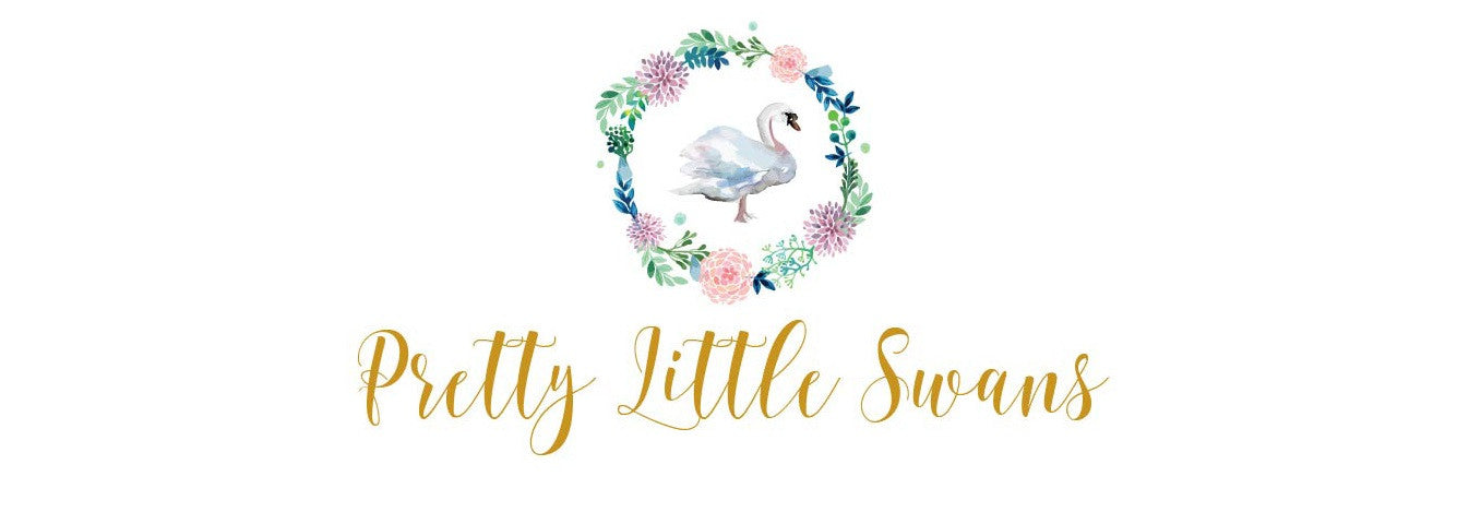 pretty little swans home page logo