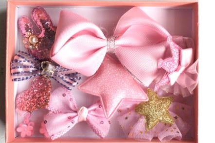 Hair Accessories Box