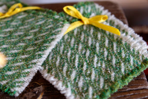 Eshaness Green Coasters