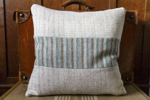 Norwick and Basta cushion