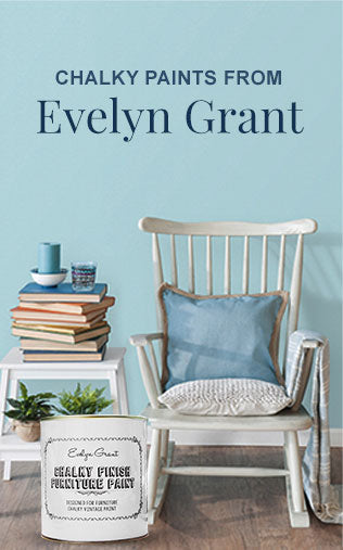 Chalky Paint from Evelyn Grant