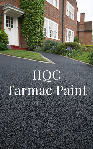 HQC Tarmac paint and reviver