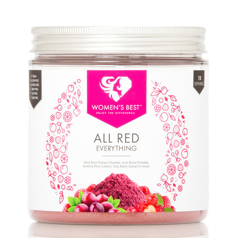 All Red Superfood Smoothie