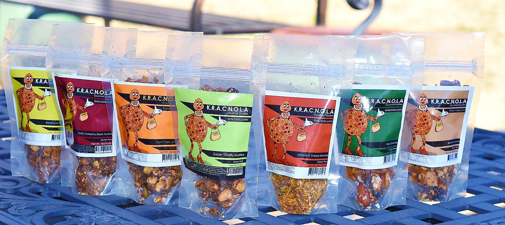 Snack packs 7 (2 oz) bags