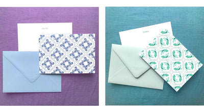 Personalised Note Cards