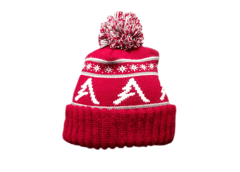 Arete Clothing Winter Pom Pom Hat