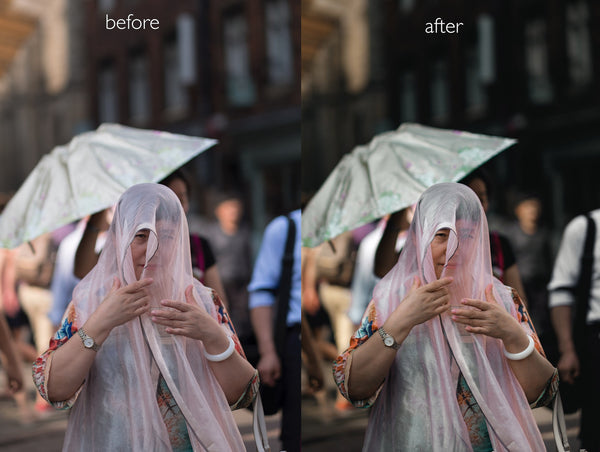Lightroom Preset pack #4