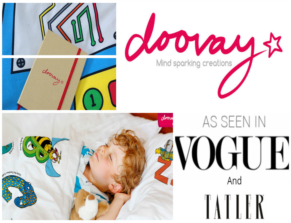 Creative Duvets by the Amazing Doovay!