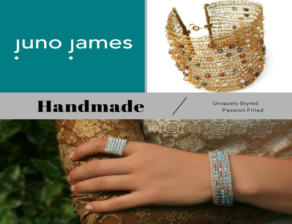 Jewellery and Passion is Juno James