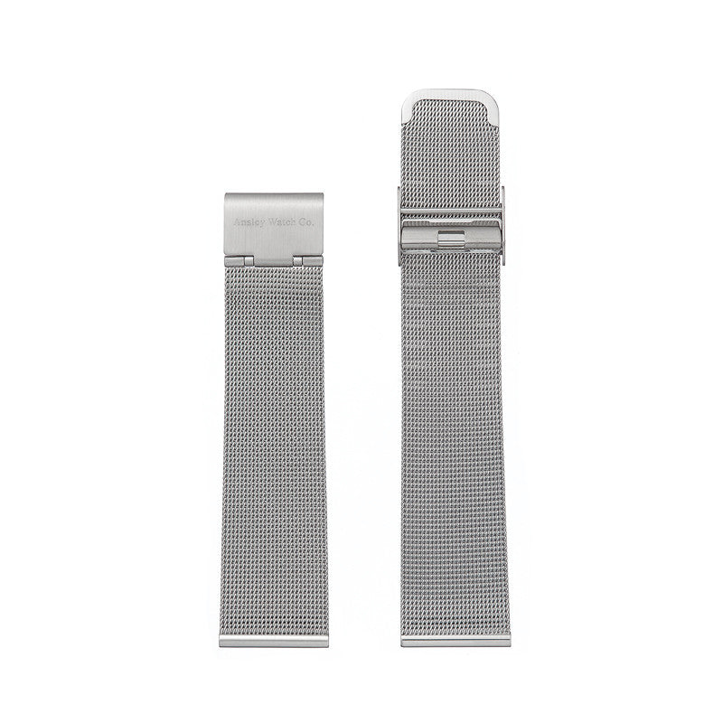 Ansley Men's 22mm Watch Straps