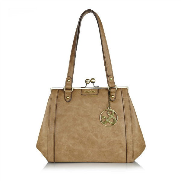 Ollie & Nic Connie Clip Cafe Handbag