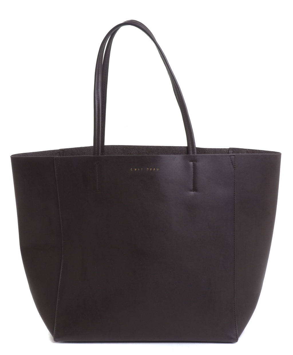 C'est Beau Ivy Shopper Brown Shoulder Bag