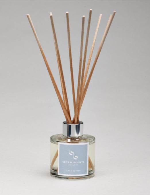 Seven Scents Clean Cotton Diffuser