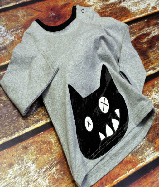 Blade & Rose Crazy Cat Top