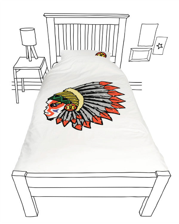 Doovay Monkey King Single Duvet Cover