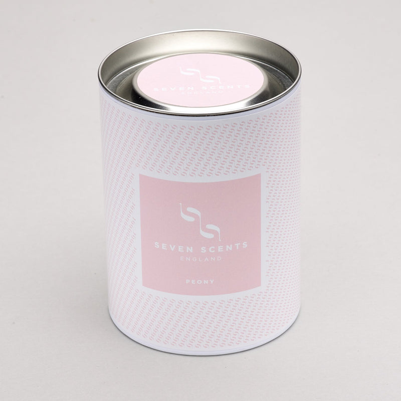 Seven Scents Peony Signature Candle