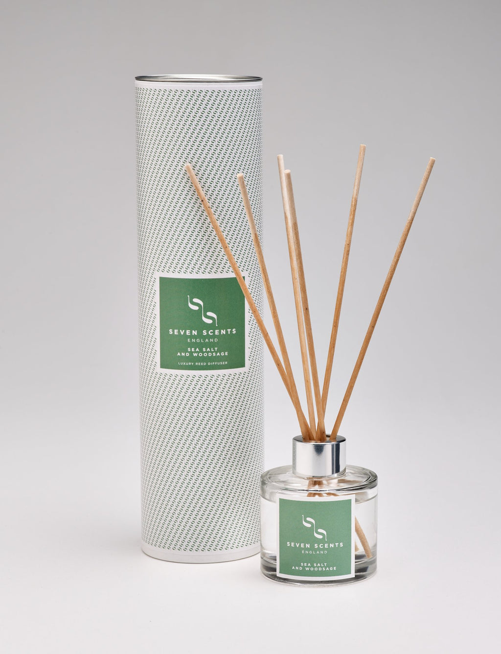 Seven Scents Sea Salt & Wood Sage Diffuser