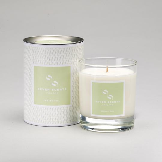 Seven Scents White Fig Signature Candle