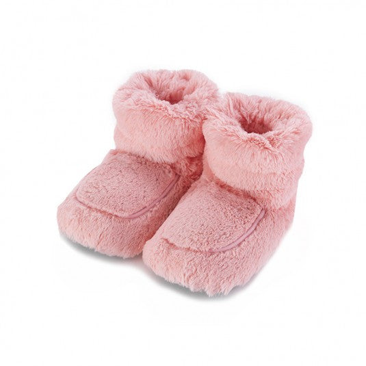 Warmies Home Therapy Pink Body Boots