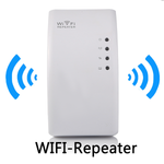 WiFi Smart Repeater - Instantly Double Your WiFi Range
