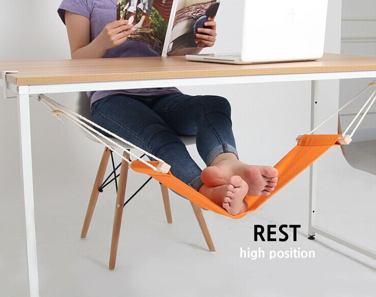 Home Office Feet Hammock