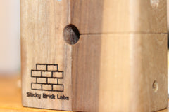 Sticky Brick Labs OG Brick Close Up Logo