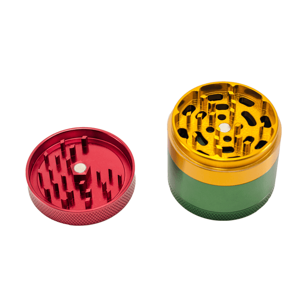 ID Super Weapon II Grinder - Rasta