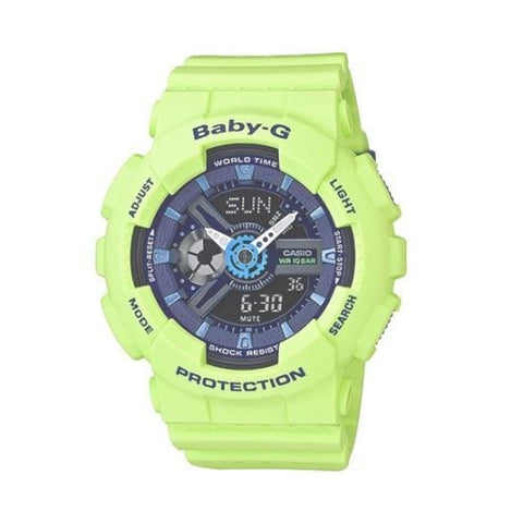 Casio Baby-G BA-110PP-3A Women Sports Watch