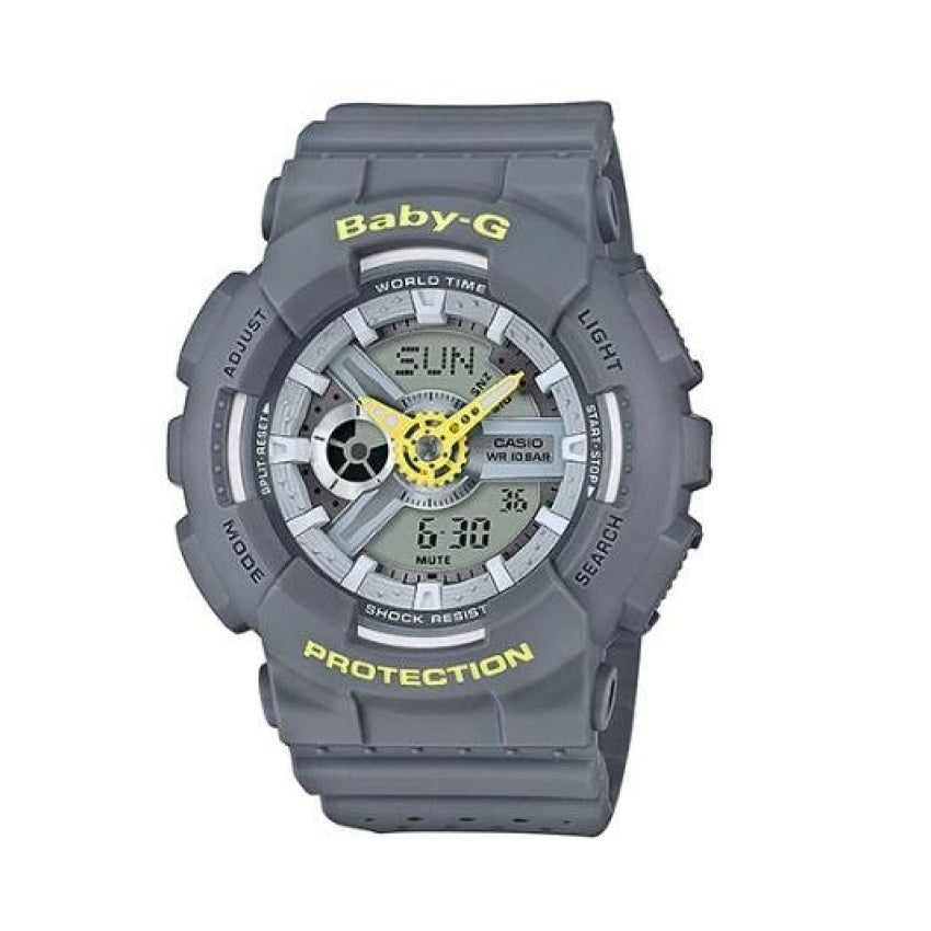 Casio Baby-G BA-110PP-8A Women Sports Watch