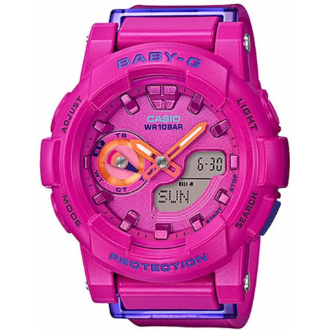 Casio Baby-G BGA-185FS-4A Women Sports Watch