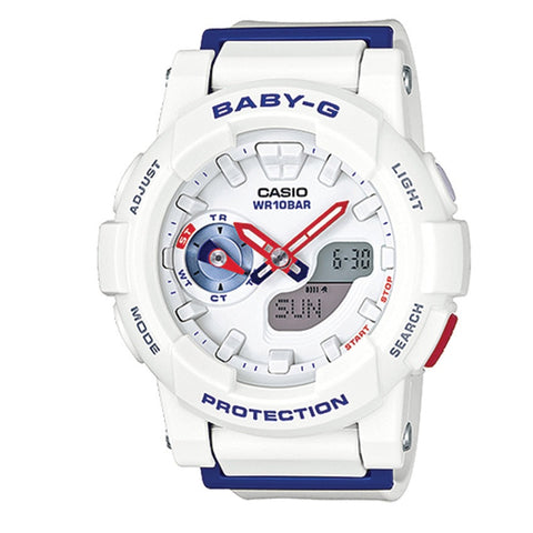 Casio Baby-G BGA-185TR-7A Marine Tri-Color Watch