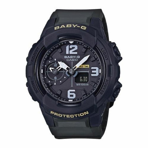 Casio Baby-G BGA-230-3B Women Sports Watch