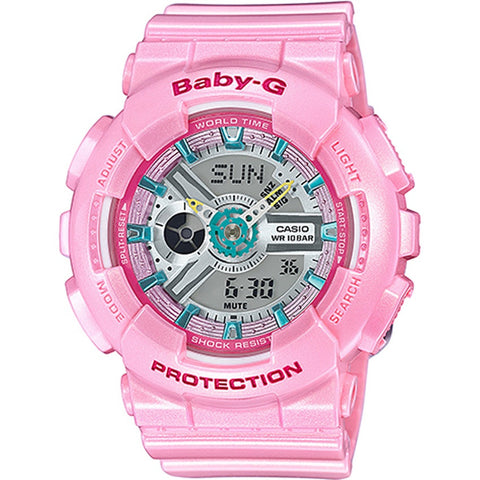 Casio Baby-G Candy Color Ladies Watch BA-110CA-4A