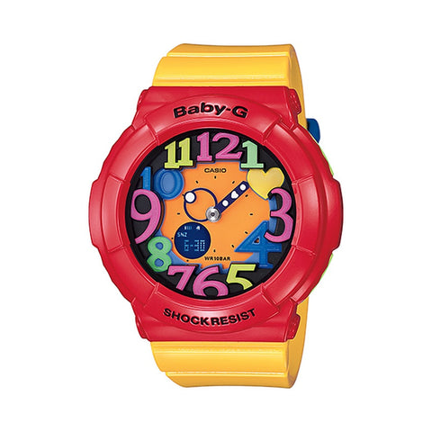 Casio Baby-G Neon Illuminator Series Watch BGA-131-4B5