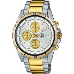 Casio Edifice EFR-526SG-7A9 Stainless Steel Analog Men's Watch