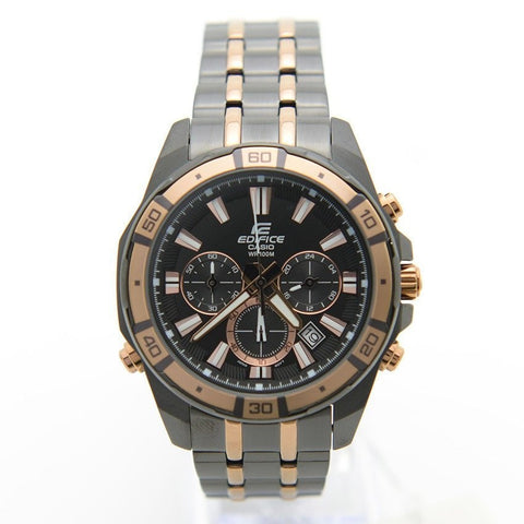 Casio Edifice EFR-534BKG-1A Men's Watch