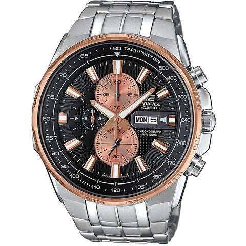 Casio Edifice EFR-549D-1B9 Chronograph Stainless Steel Analog Men's Watch